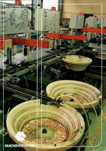 Feeding systems - Vibratory bowl feeders