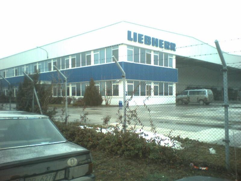 LIEBHERR Bulgarien