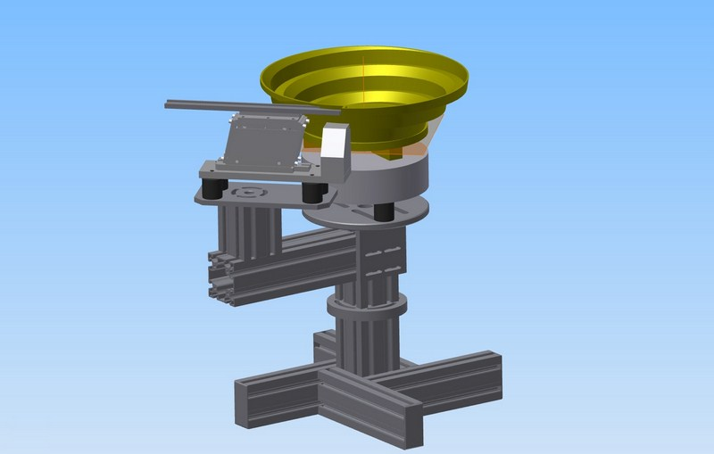 Accessories for Vibratory Bowl feeders