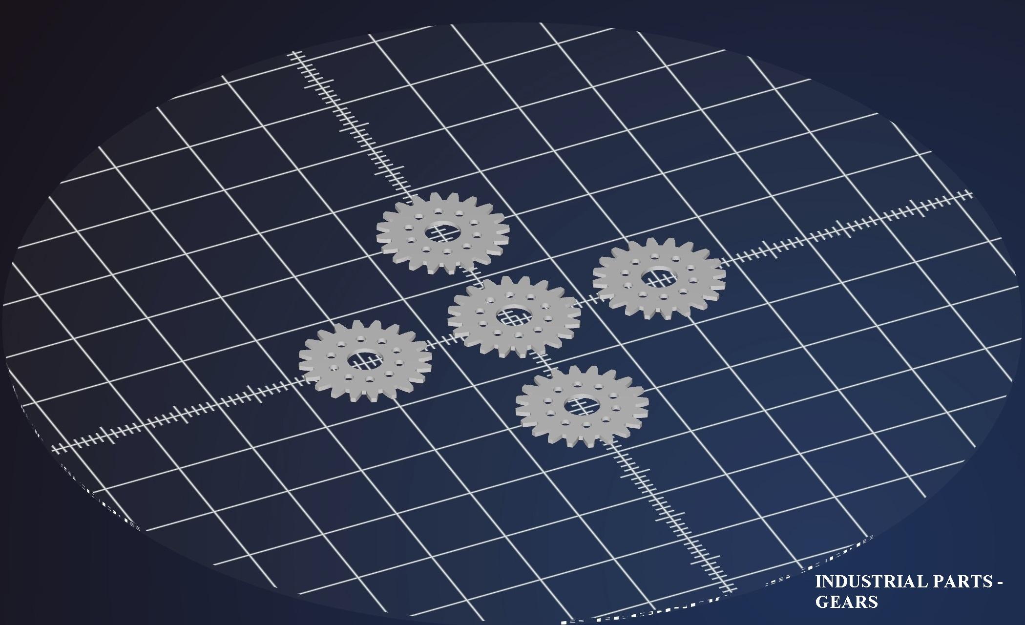 3D принтер за метал - индустриални детайли